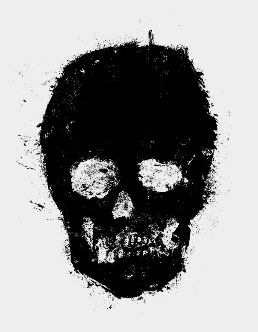 skeletons clipart, Cartoons - Human Skull, Skulls, Darth Vader, Clip Art, Skeletons, - Grunge Skull Png