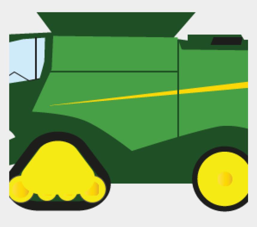 john deere tractors clipart, Cartoons - John Deere Clipart Old School - Clip Art