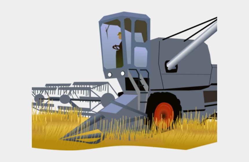 john deere tractors clipart, Cartoons - Agriculture Clipart John Deere Tractor - Combine Harvester Clip Art