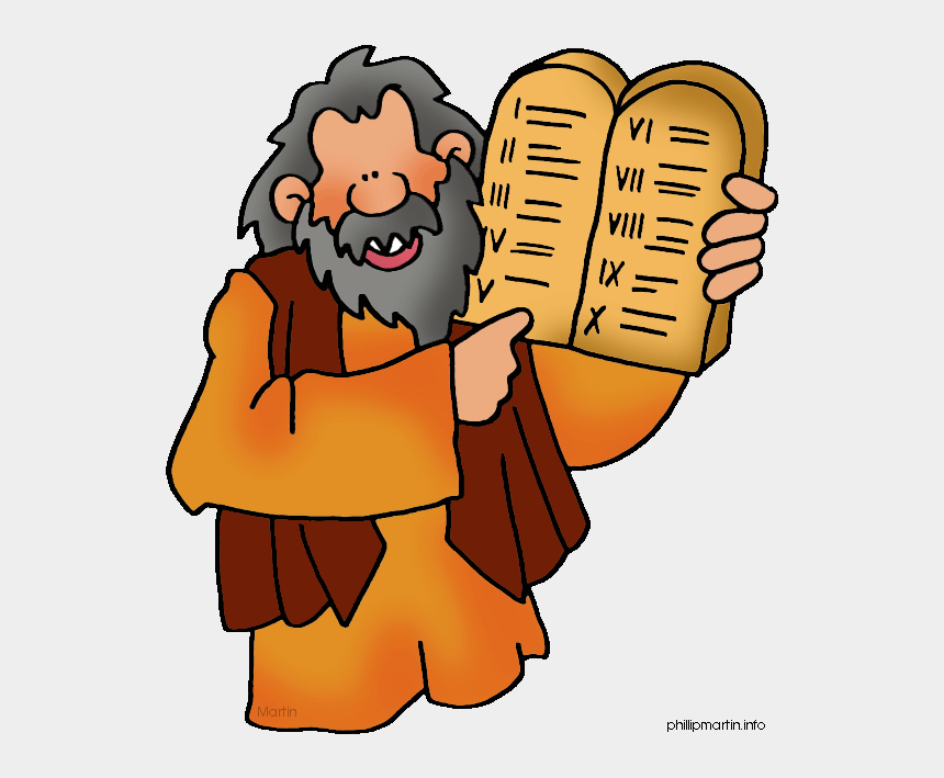 praying hands with bible clipart, Cartoons - Important Hebrew Leaders By Hyates Text, Images, Music, - Moses Ten Commandments Clipart