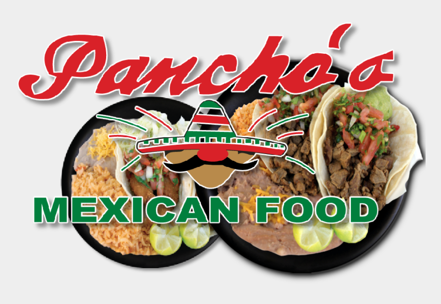 mexican poncho clipart, Cartoons - Panchos Mexican Food - Panchos Restaurant In Mo