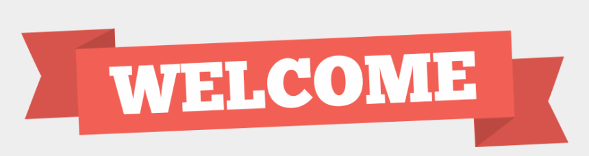 welcome sign clipart, Cartoons - Welcome Png Images - Welcome Png