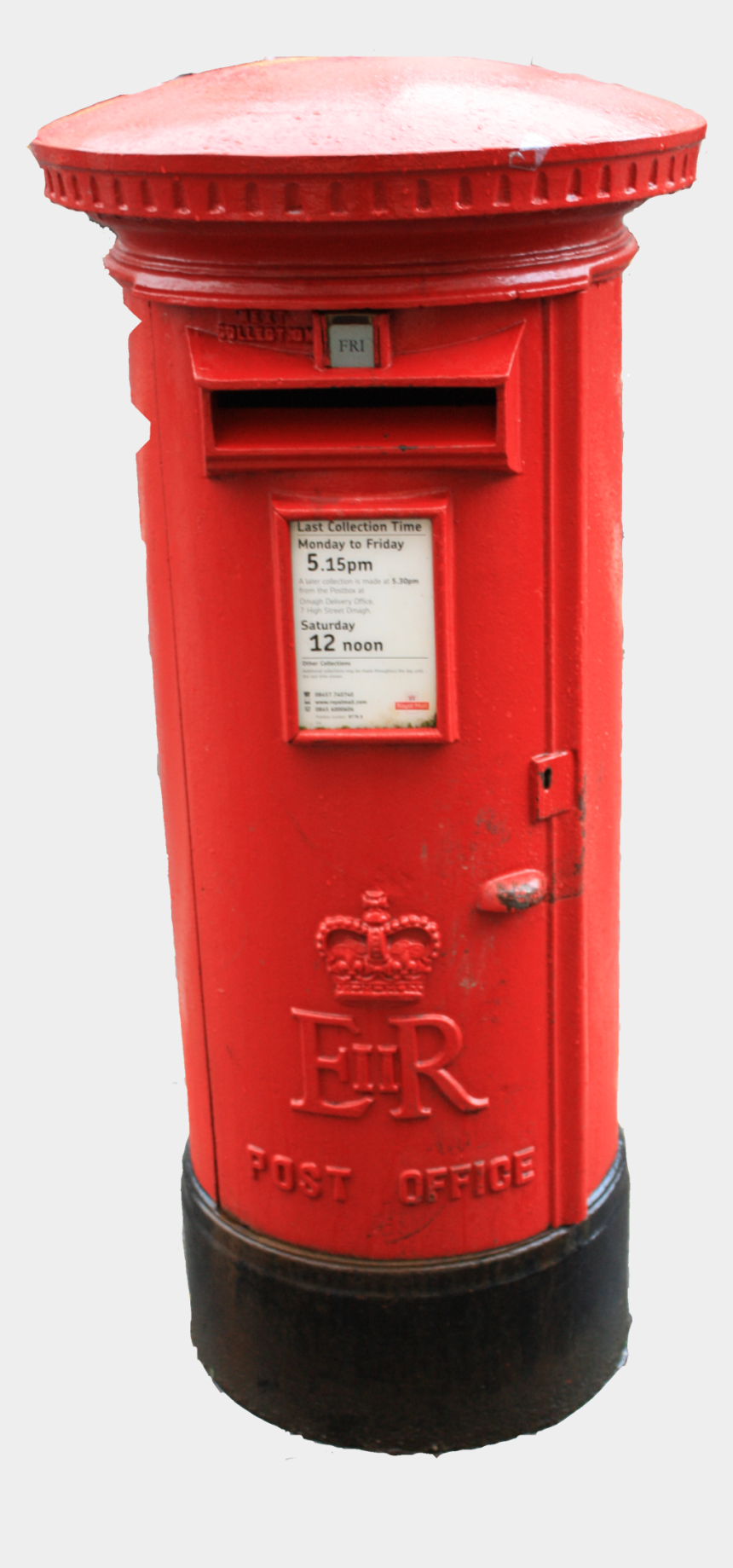 post office building clipart, Cartoons - Mailbox, Postbox Png Images Free Download - Postbox Png