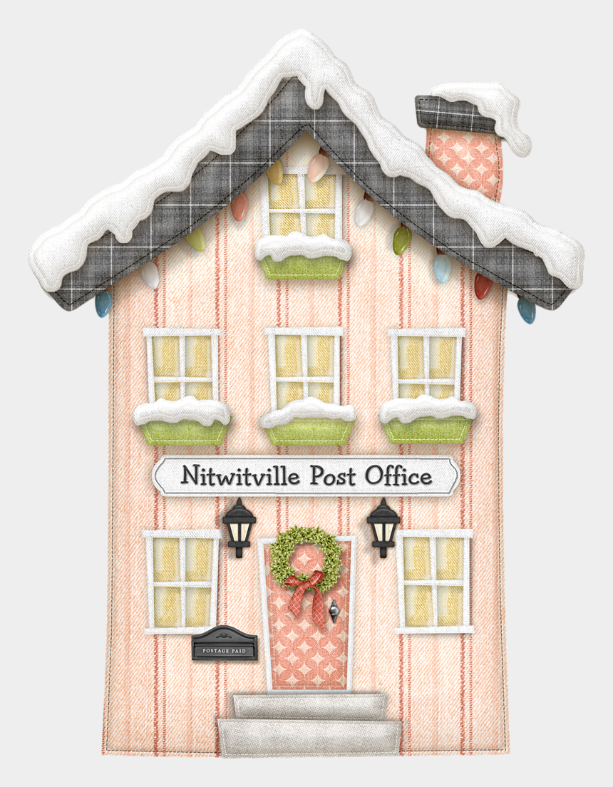 post office building clipart, Cartoons - Nitwitville Christmas Collection Christmas Printables, - Clip Art