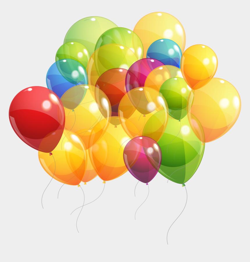 baloon clipart, Cartoons - Balloon Box, Colourful Balloons, Clipart Images, Clip - Colorful Balloons Transparent