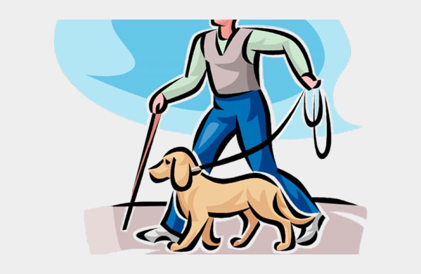 Image Result For Blind Man Walking Clipart Blinds, - Blind Stick Man - Free  Transparent PNG Clipart Images Download