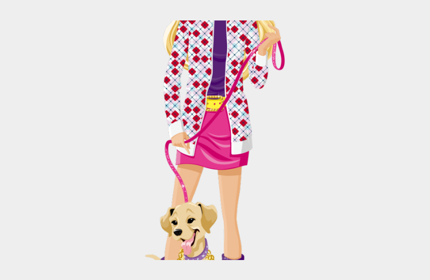 leash clipart, Cartoons - Barbie Clipart Barbie Ken - Barbie Hd Png Transparente
