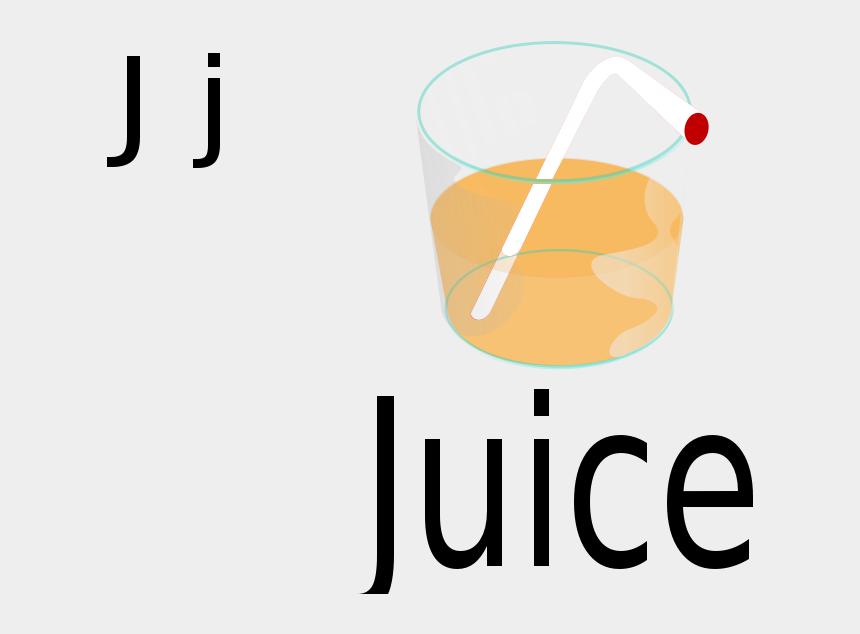 fancy skeleton key clipart, Cartoons - Free J For Juice - Orange Juice