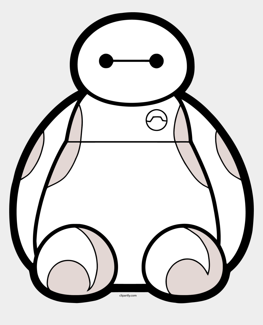 Baymax Front View Png Clipart Big Hero 6 Cliparts Cartoons Jing Fm
