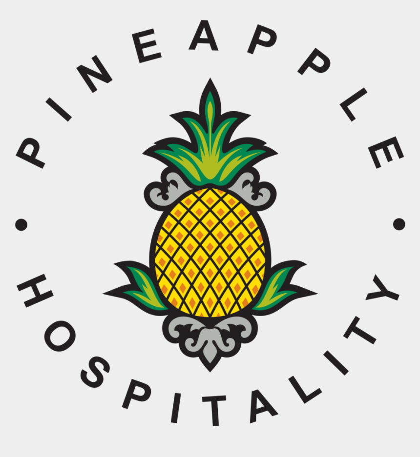 hospitality clipart, Cartoons - Pineapple Clipart Png - Pineapple Hospitality