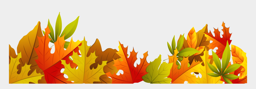 fall leaves background clipart, Cartoons - Autumn Decor Transparent Picture Fall Wallpaper, Wallpaper - Transparent Autumn Leaves Border