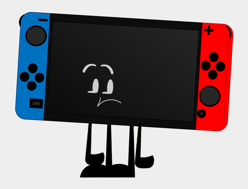switch clipart, Cartoons - Controller Clip Art Png - Nintendo Switch Object Show