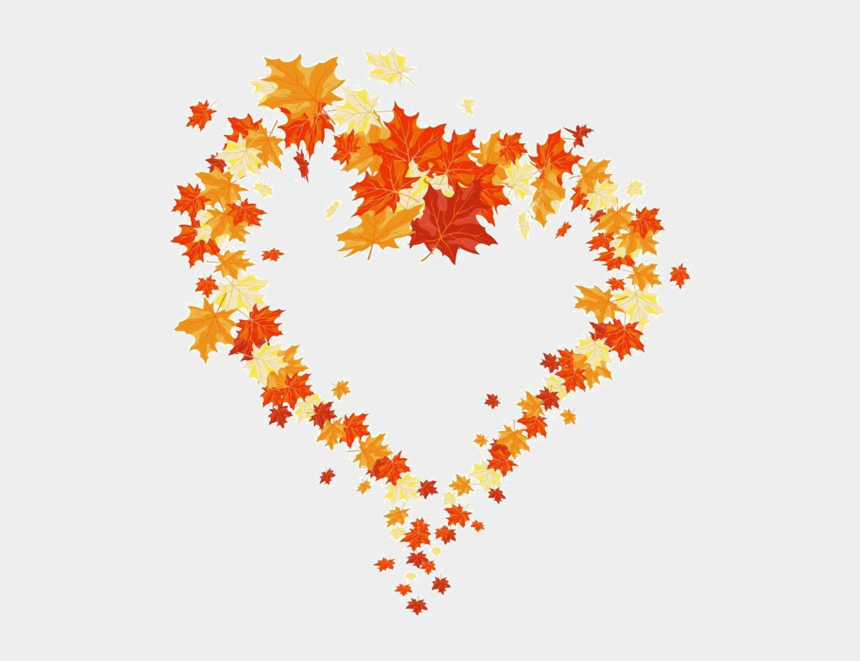 fall leaves background clipart, Cartoons - Fall Clip Art, Leaf Background, Love Signs, Fall Harvest, - Autumn Heart
