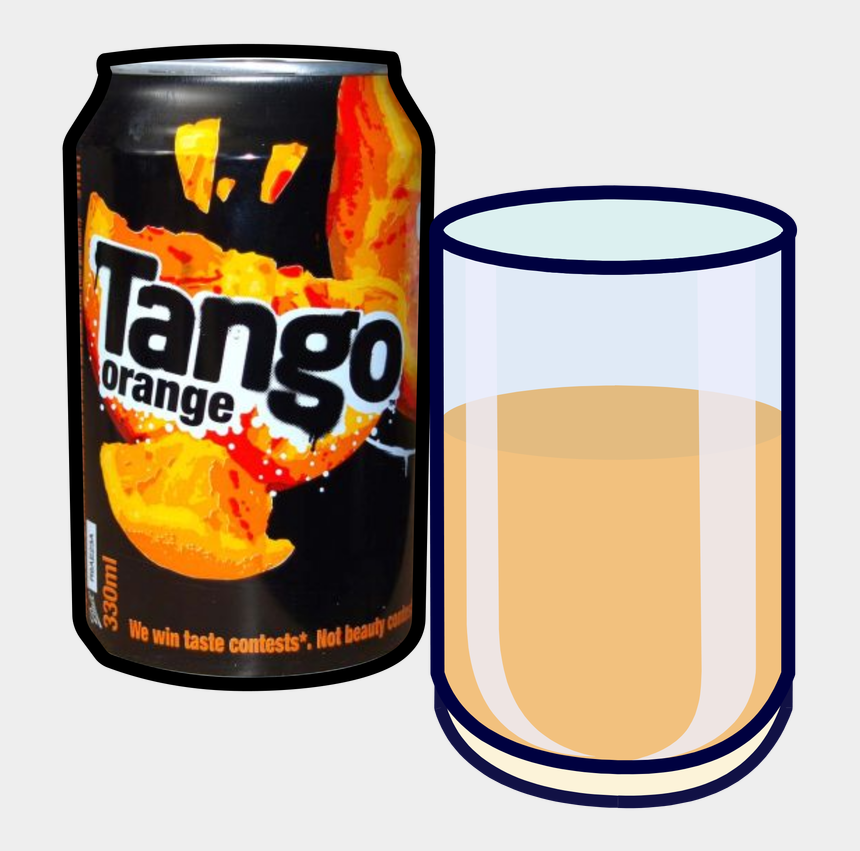 soft drink clipart, Cartoons - Picture - Tango Drink Transparent Background