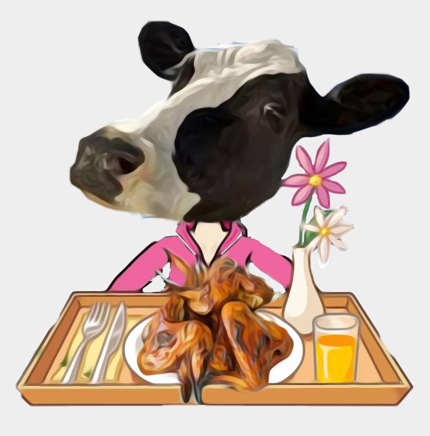calf clipart, Cartoons - Sccows Sticker - Dairy Cow