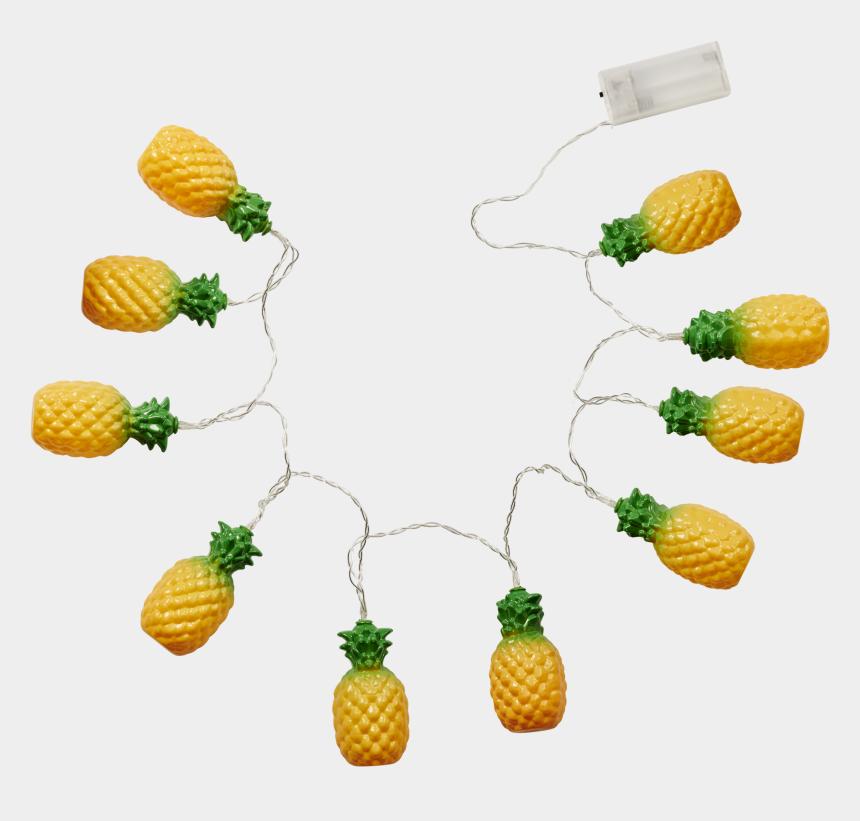 string of lights clipart, Cartoons - Pineapple Led String Of Lights By Rice Dk - Pineapple Led String Lights