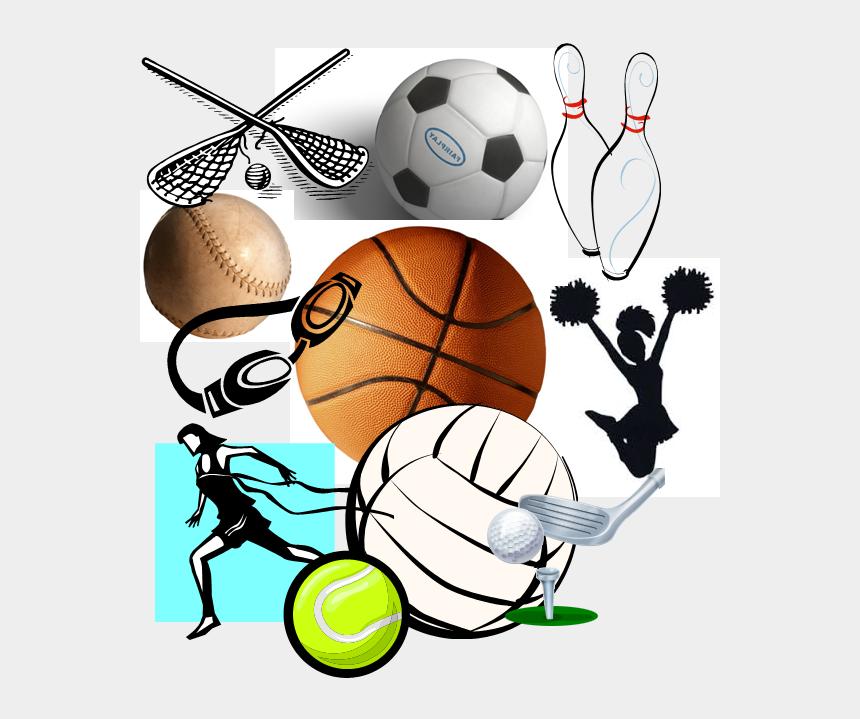 school gym clipart, Cartoons - School Sports Clipart - High School Sports Graphic