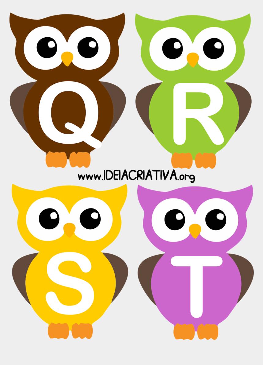 behavior clipart, Cartoons - Clip Charts Owl Behavior - Alfabeto De Corujas Para Educação Infantil