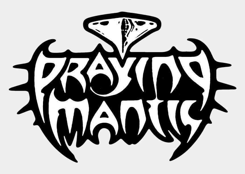 praying mantis clipart, Cartoons - Praying Mantis - Emblem - Emblem