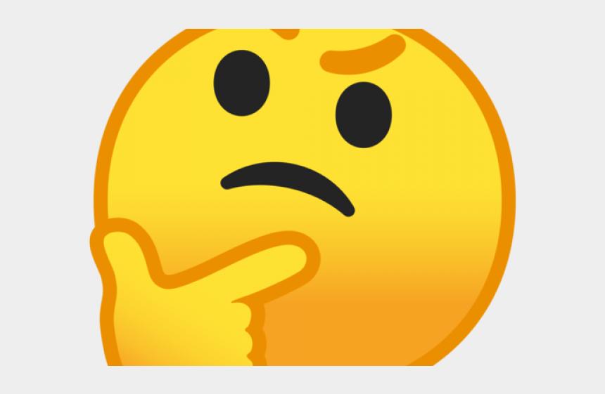 sad emoji clipart, Cartoons - Sad Emoji Clipart Google - Thinking Emoji Transparent Background
