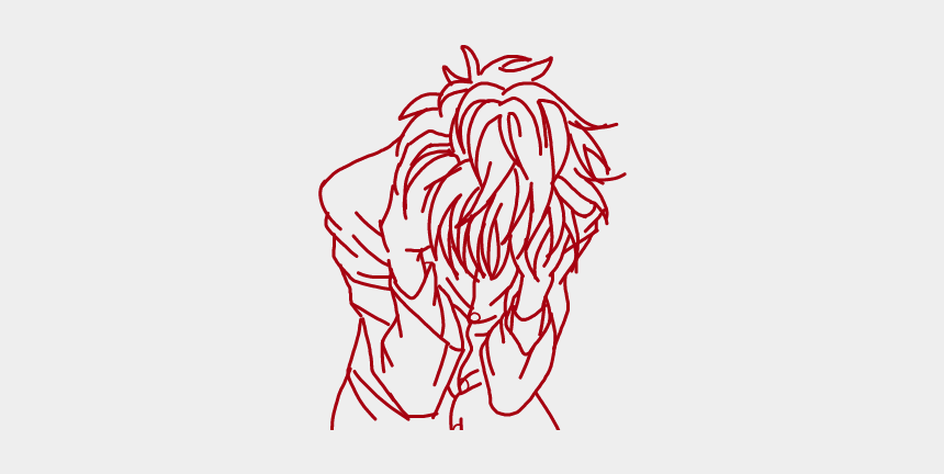 Anxiety Aesthetic Drawings Sad - Largest Wallpaper Portal