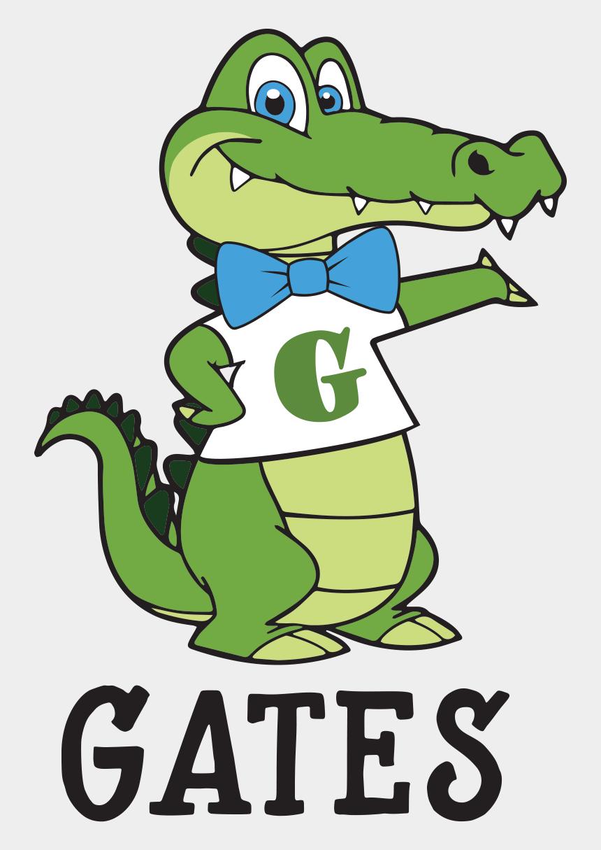 back to school night clipart, Cartoons - Alligator Clip Art