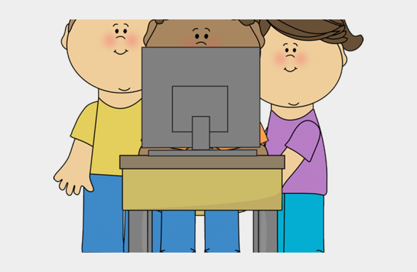 humble clipart, Cartoons - School Cliparts Computers - Kids And Internet Safety