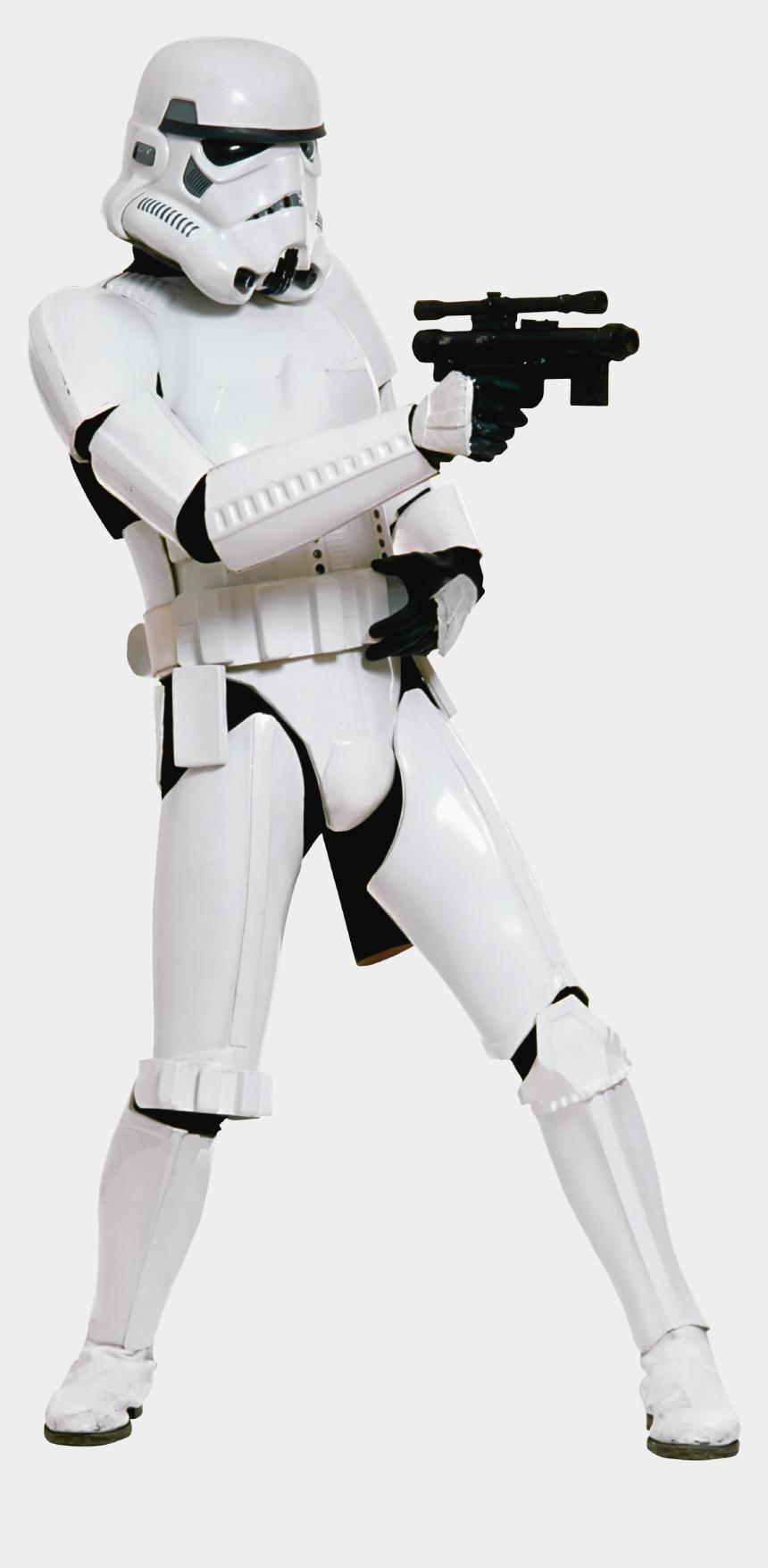 starwars clipart, Cartoons - Assault Riffle Clipart Star Wars - Star Wars Storm Trooper Png