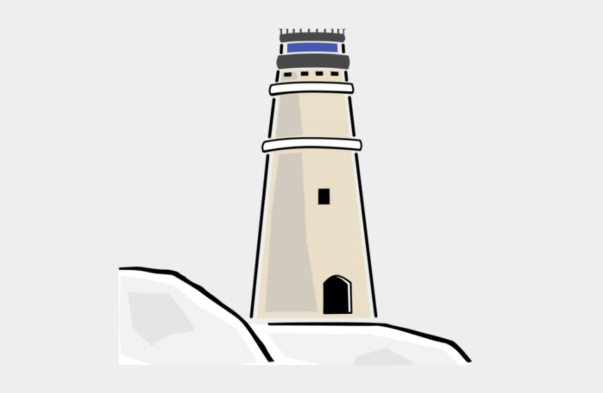 lighthouse clipart public domain, Cartoons - Clipart Of The Day - Vector Transparent Lighthouse Logo