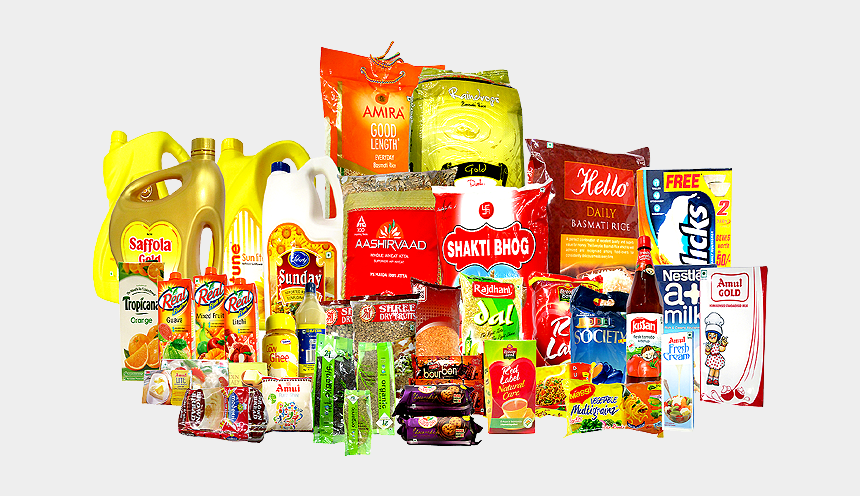 groceries clipart, Cartoons - Grocery Png Clipart - Kirana Store