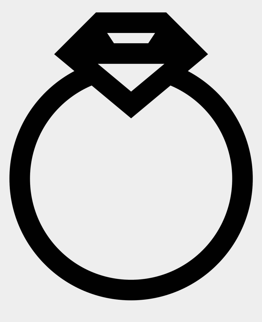 rings clipart, Cartoons - Ring Side View Icon - Logout Icon In Android
