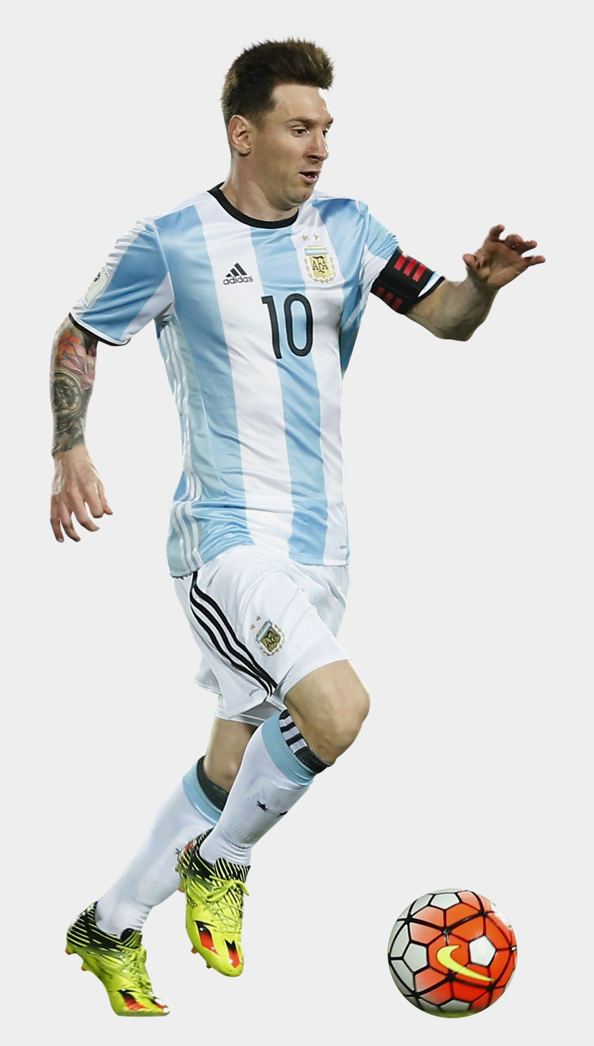 jersey clipart, Cartoons - Messi National Football Team Argentina Sport Jersey - Messi Png In Argentina