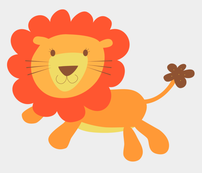 roaring lion clipart black and white, Cartoons - Baby Lion Clipart - Baby Lion Clip Art