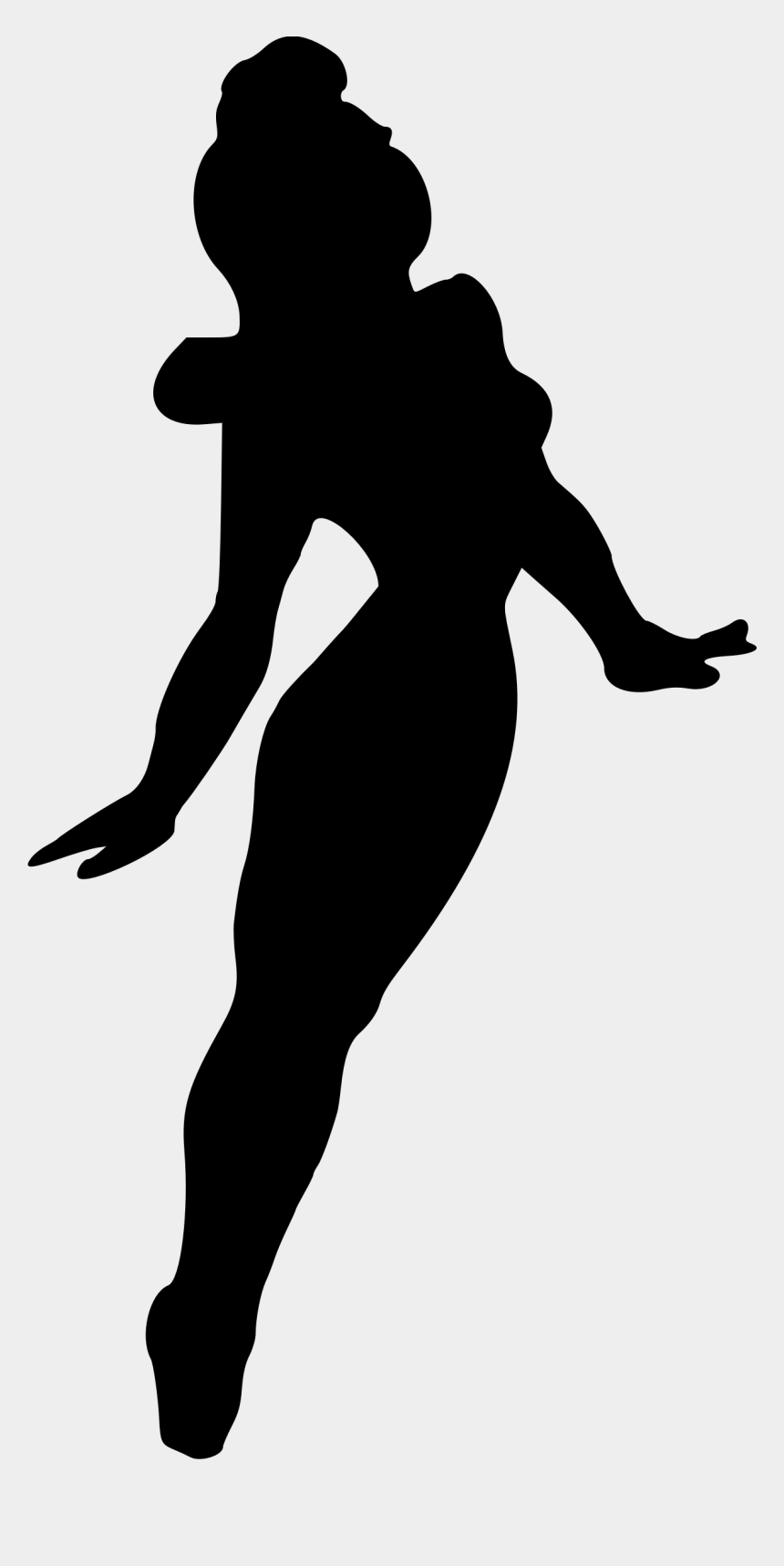 line dancers clipart, Cartoons - Woman Dancing Silhouette - Portable Network Graphics
