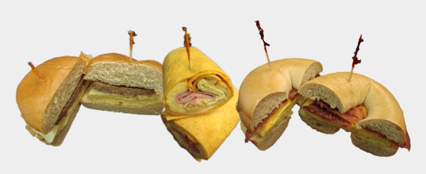 bagel clipart, Cartoons - Browse Breakfast Sandwich Platter - Fast Food