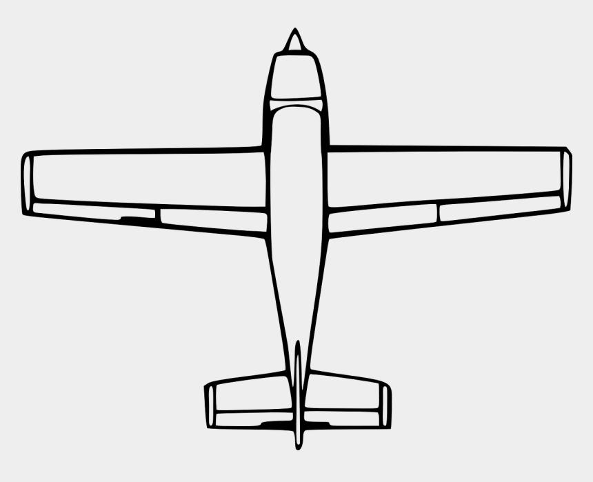 vintage airplane clipart no background, Cartoons - Aircraft Vector Trail - Navigation Lights Aircraft