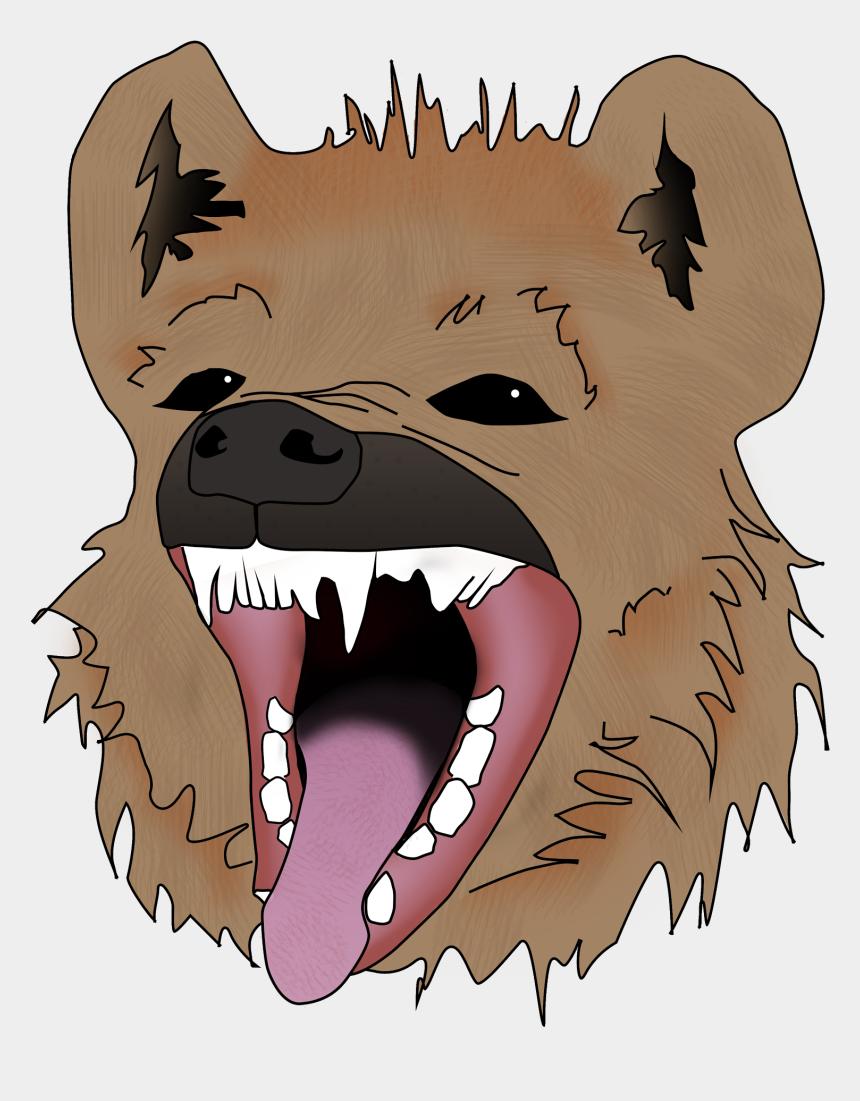 hyenas clipart, Cartoons - Hyena - Hyena Clipart Face