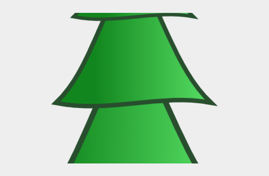 evergreen clipart, Cartoons - Fir Tree Clip Art