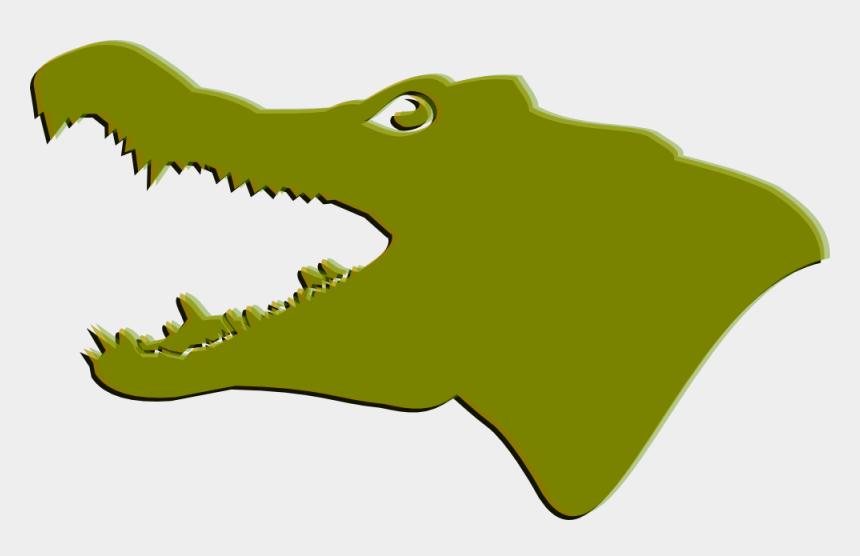 cute alligator clipart, Cartoons - Onlinelabels Clip Art - Black And White Alligator Head Cartoon