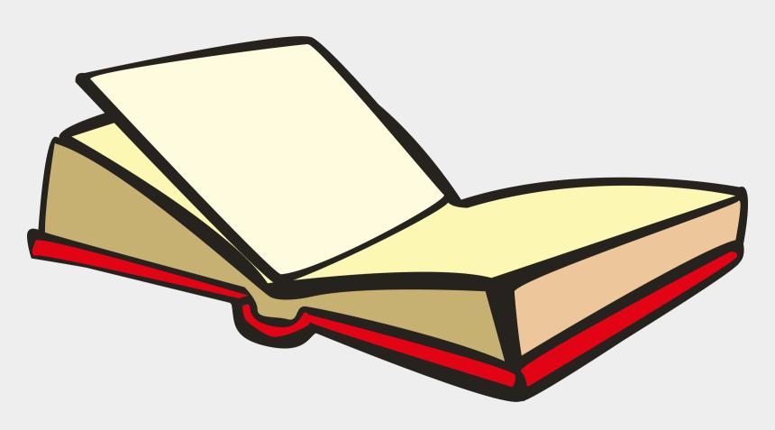 closed book clipart, Cartoons - Open Book Image Png Ⓒ - Cartoon Book Transparent Background