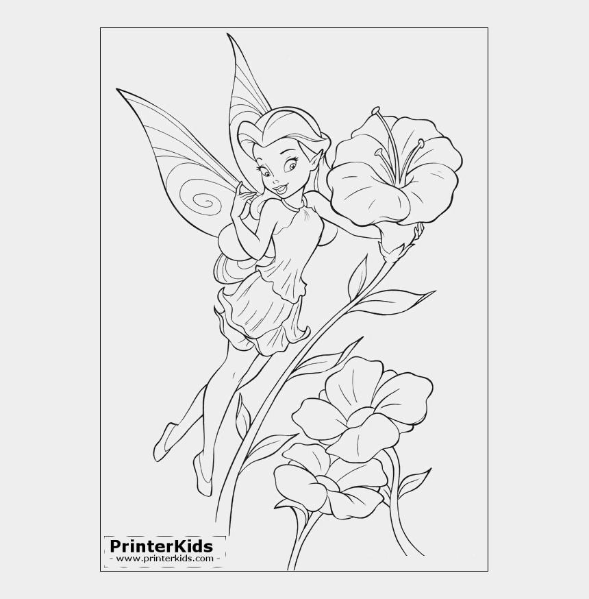 Tinkerbell Coloring Pages Dibujos Para Colorear De