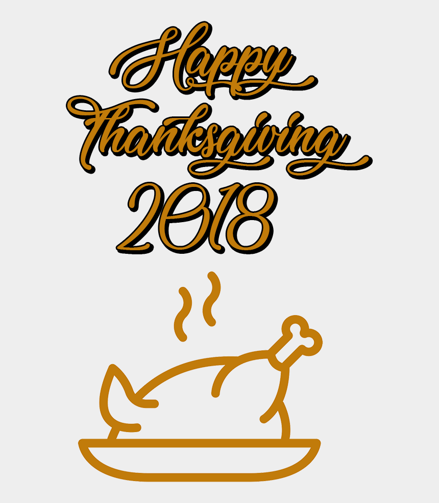 cute happy thanksgiving turkey clipart, Cartoons - Happy Thanksgiving Turkey Png - Happy Thanksgiving Images 2018