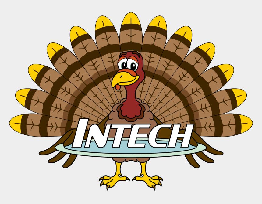 cute happy thanksgiving turkey clipart, Cartoons - The Intech Insider November Happy Thanksgiving Ⓒ - Virginia Workforce Development