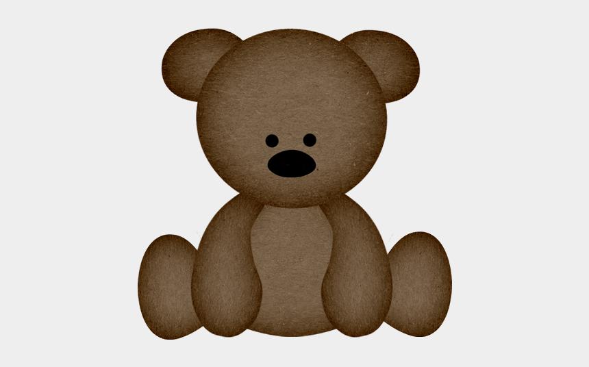 brown bears clipart, Cartoons - Ursinhos E Ursinhas - Teddy Bear