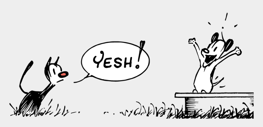 comic book clipart, Cartoons - The Official Mutts Shop - Mutts Comic