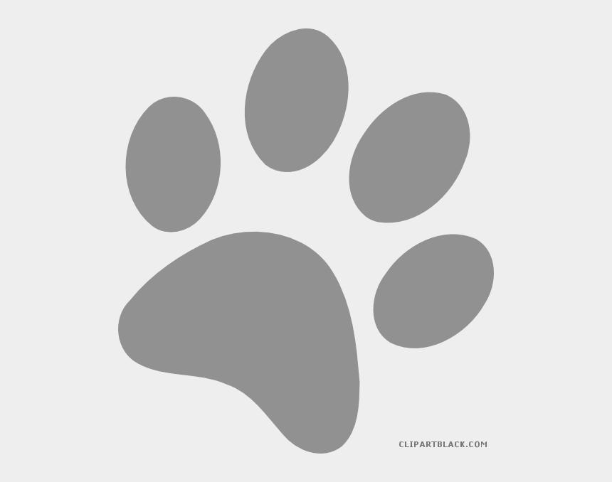 dog paw print clipart, Cartoons - Dog Prints Clipartblack Com Animal Free Black Ⓒ - Light Pink Paw Print