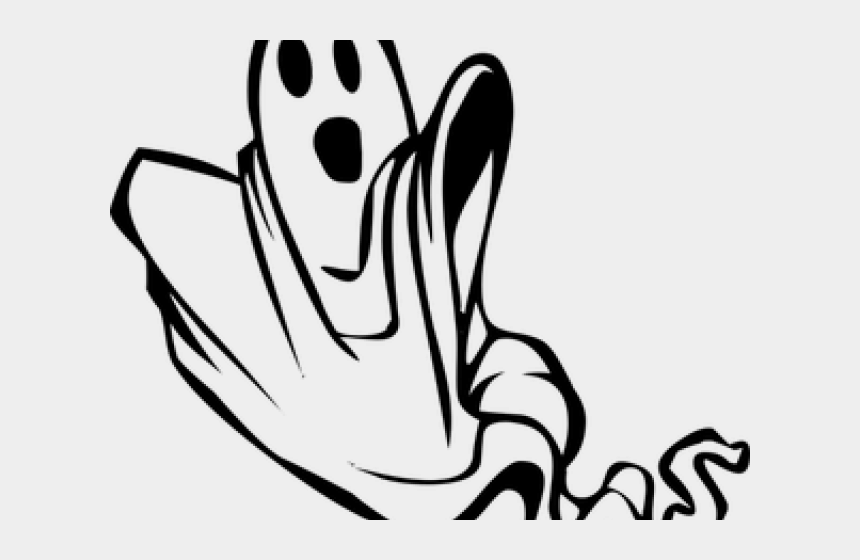 baby jesus clipart black and white, Cartoons - Baby Hand Clipart - Ghost Clip Art