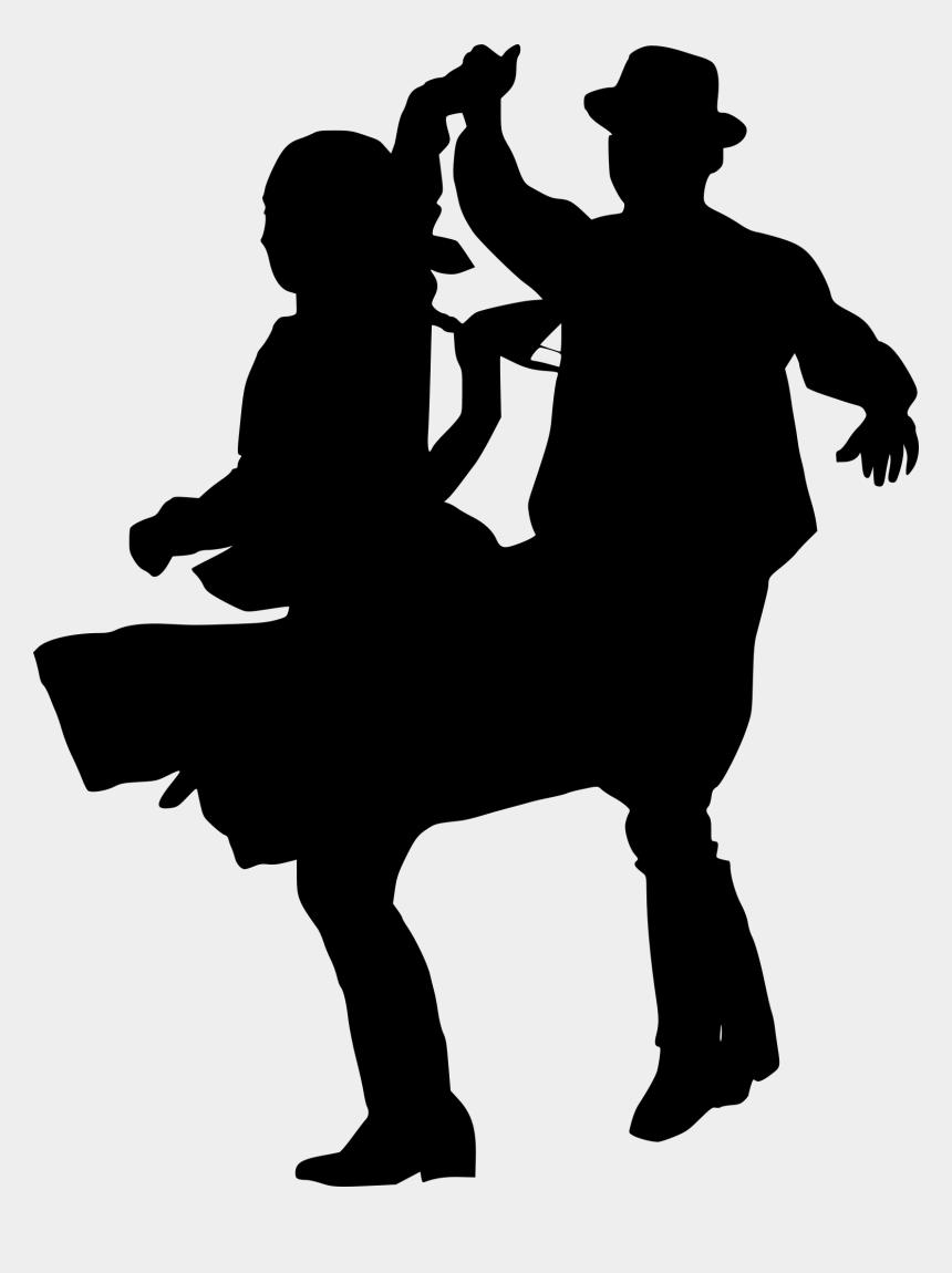 Dance Clipart Folk Dance Folk Dancers Silhouette Png Cliparts Cartoons Jing Fm