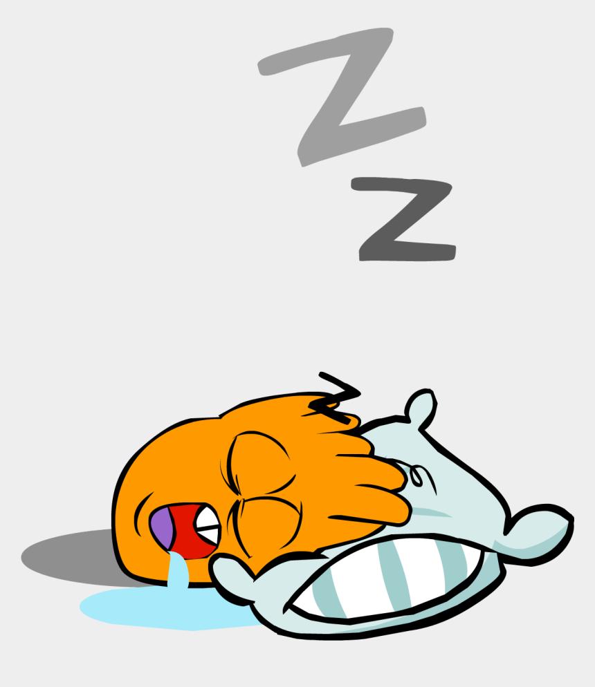 sleeping clipart, Cartoons - Sleep Clipart - Club Penguin Sleeping Puffle