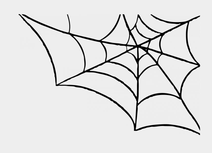 spider web clip art, Cartoons - Spider Web Clip Art - Halloween Spider Webs Png